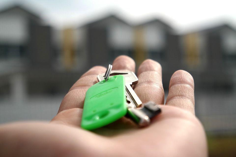 klucze do nowego mieszkania