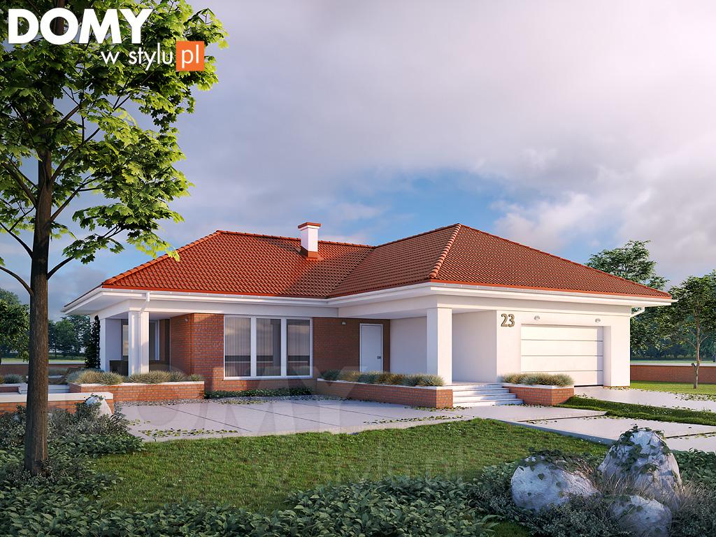 projekty domów do 100m2