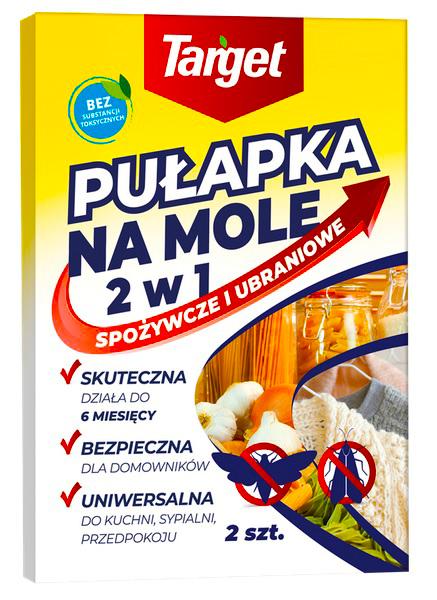 preparat na mole spożywcze